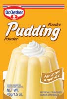 Dr. Oetker Original Almond Pudding