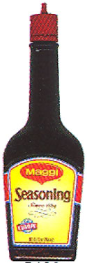 Maggi Seasoning from Germany 6.7oz