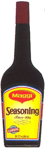 Maggi Seasoning from Germany 27oz