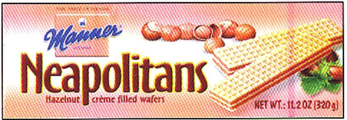 Manner Neapolitan Wafers