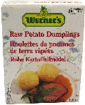 Werner's Raw Potato Dumplings