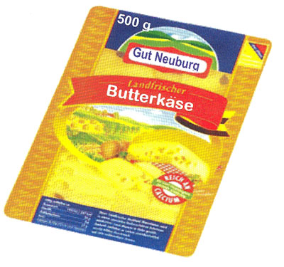 Gut Nueburg Butterkase