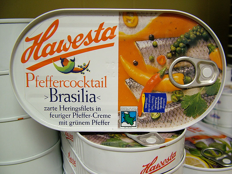 Hawesta Pfeffercocktail >Brasilia