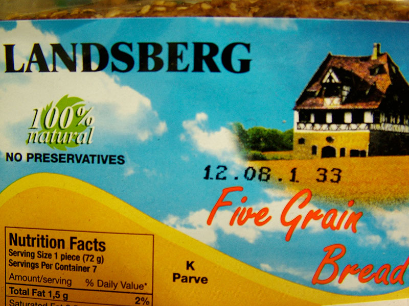 Landsberg Five Grain Bread