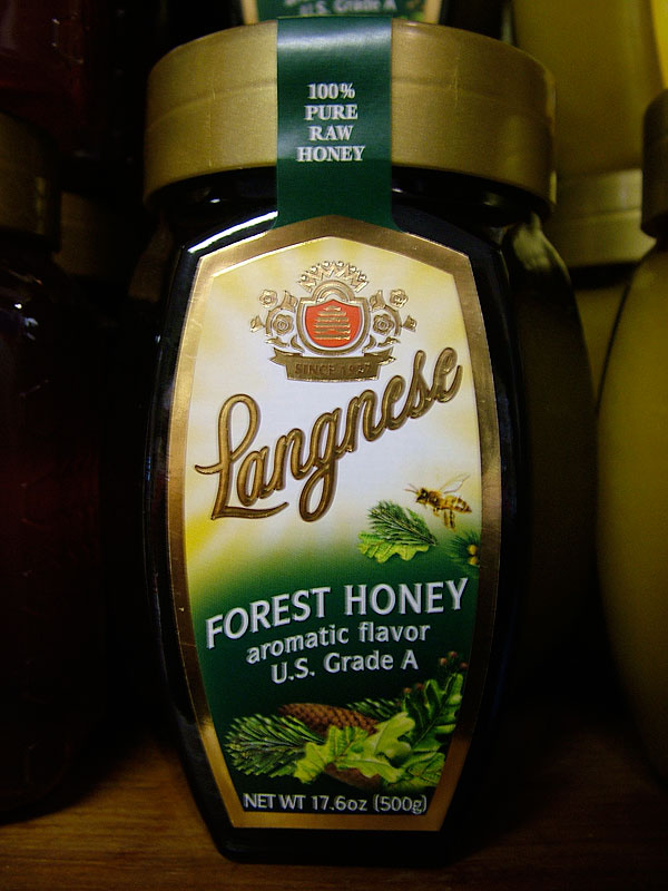 Langnese Forest Honey, 17.6oz/500g
