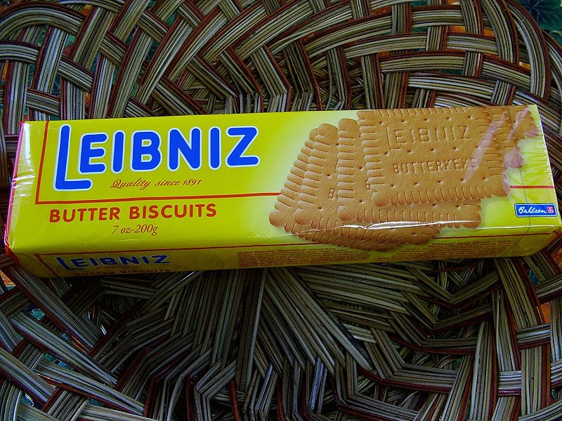 Leibniz Butter Biscuits, 200g