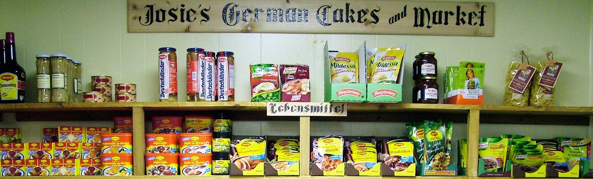 German Groceries!
