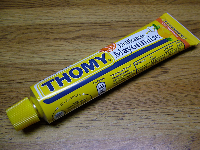 Thomy Delikatess-Mayonnaise, 100ml